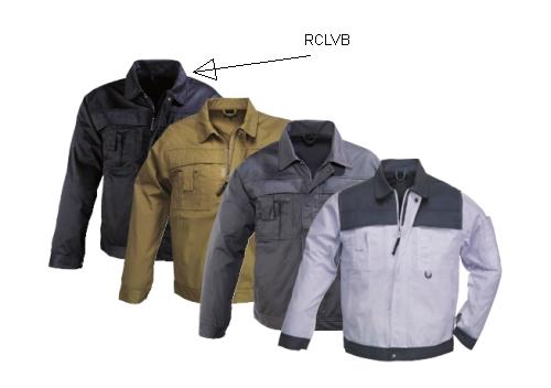 Class kabát, cipzáras plusz patentos, 8 zseb,  plusz derékon hátsó nagy rekesz