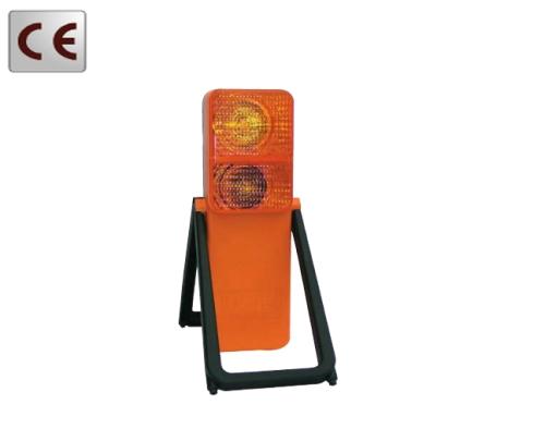 ADR lámpa műanyag ház, stabil lábak, 6V-os 2,4 W-os izzó