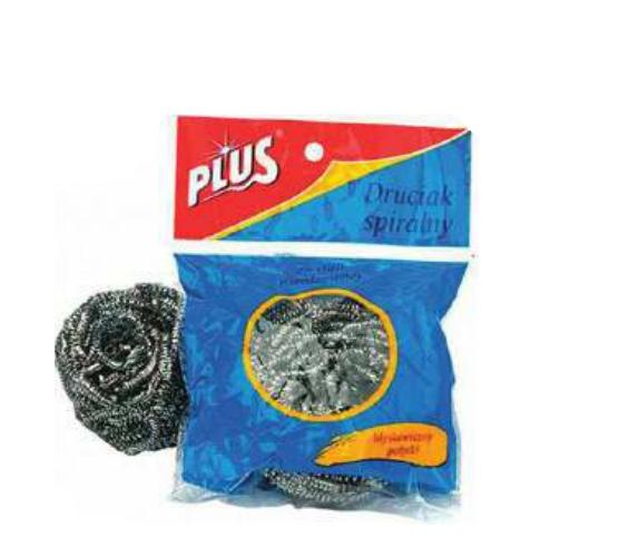 Prima-Plus™ fém spirál dörzsi, nagy, leégett zsír súrolására