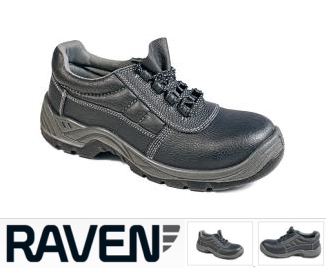 RAVEN METAL FREE (0201018460042) LOW S3 félcipő