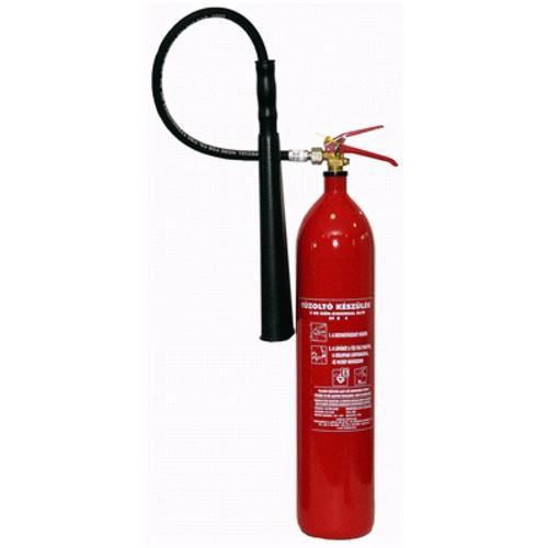 5 kg CO2 gázzal oltó tűzoltó készülék CKM5B