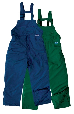Coverguard munkaruha FINO vízhatlanított, bélelt NADRÁG zöld és kék színben Y53100-Y53110