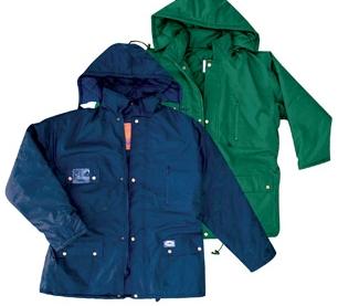 Coverguard munkaruha FLOPP bélelt vízhatlanított kabát Y53230-Y53240